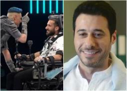 بسبب الزمالك: أحمد السعدني سعيد برد علي معلول على رامز جلال