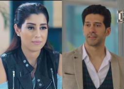 """قبل """"فرصة تانية""""... أيتن عامر تكشف مطاردة ريهام لزياد في مسلسل آخر"""