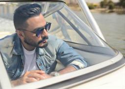 """خاص- تفاصيل أغنية تامر حسني الجديدة """"الأصل مصري"""""""