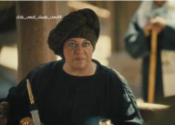 """فريدة سيف النصر تعتذر للجمهور بسبب """"الفتوة"""" وتلوم المؤلف"""
