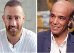 فيديو- سليمان عيد يحكي عن مقلب كاد يقطع علاقته بـ أحمد السقا بسببه