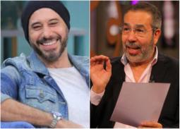 """نقاش ساخن بين مدحت العدل وأحمد السعدني بسبب """"نادي القرن"""""""