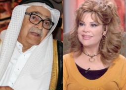 كورونا تمنع صفاء أبو السعود من حضور جنازة زوجها