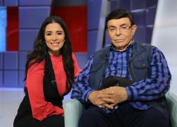 بالفيديو- قيمة أول أجر تقاضاه سمير صبري مع عادل إمام قبل 40 عامًا