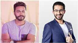 أحمد حلمي وتامر حسني