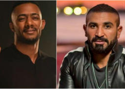 أحمد سعد ومحمد رمضان