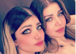 ياسمين الخطيب تنشر صورة مع شقيقتها... الجمهور: أنتي مين فيهم