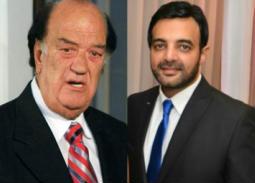 عمرو محمود ياسين وحسن حسني