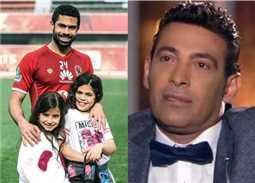 رسالة سعد الصغير لدعم اللاعب أحمد فتحي بعد إصابة أسرته بفيروس كورونا