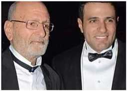محمد نور ووالده