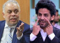 حمدي الميرغني وأشرف زكي