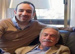 عمرو سلامة يتذكر والده الراحل بتلك الكلمات