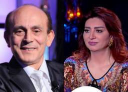 وفاء عامر لمحمد صبحي: يارب ما تغيب علينا
