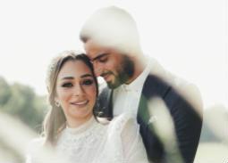 بالصور- تحضيرات راندا رياض قبل زفافها على محمد الشرنوبي