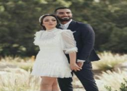 """بالفيديو- رقص محمد الشرنوبي وزوجته على أغنية """"حتة من الخيال"""""""