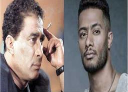 صورة - محمد رمضان يتعاقد مع بشير الديك لتأليف مسلسل أحمد زكي