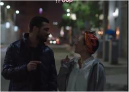 """""""أكتبلك تعهد""""... مشهد رومانسي بين أمينة خليل ومحمد الشرنوبي في """"ليه لأ"""""""