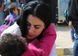 صبا مبارك في يوم اللاجئين الدولي: لا تنسوهم و لا تتردد في تقديم يد المساعدة لهم