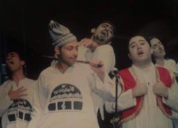 صورة- قبل 13 عاما... محمد ثروت يستعيد ذكريات بداياته في التمثيل