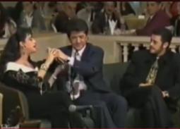 """فيديو نادر - وليد توفيق يغني مع جورج وسوف ونجوى كرم """"وحدك حبيبي"""""""