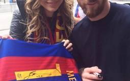 """يارا في ملعب """"كامب نو"""" وهكذا عقّبت على إقصاء برشلونة من دوري الأبطال"""