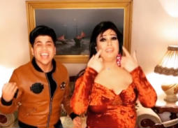 فيديو- وصلة رقص جديدة لفيفي عبده مع عمر كمال