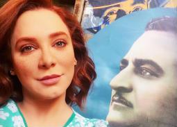 سلاف فواخرجي عن جمال عبد الناصر: بحبه بدون أسباب