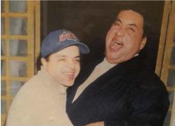 علاقة قوية جمعت بين علاء ولي الدين ومحمد هنيدي