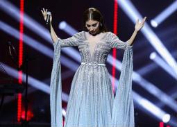 يارا بفستان ملكي في حفل عيد الأضحى