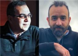 عمرو سلامة وأحمد خالد توفيق