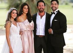حفل زفاف هند عبد الحليم