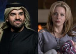 سوزان نجم الدين وحسين الجسمي