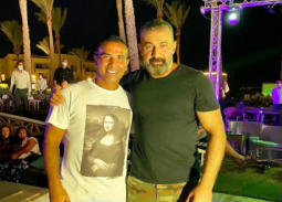 ياسر جلال وأحمد سعد
