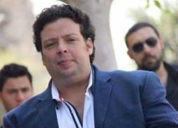 الممثل أحمد سعد