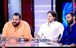 """بالفيديو- أحمد فهمي: قلدت أحمد السقا في فيلم """"الحرب العالمية الثالثة"""""""