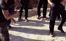 عمرو يوسف في لقطة من المسلسل