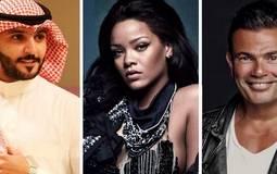 """#سباق_الأغاني.. الأغاني الأكثر شهرة على """"YouTube السعودية"""" في نهاية الأسبوع الـ 18 من عام ٢٠١٦"""