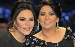 بالفيديو- أحضان وقبلات في اللقاء الأول بين نوال الكويتية وأحلام بعد صلحهما