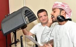 """نجم آراب أيدول حميد العبدولي: انتهيت من """"مشبه عليك"""" وشكرا نانسي عجرم"""