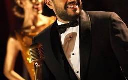 """صورة- محمد حماقي في كواليس أغنيته المصورة الجديدة """"ما بلاش"""""""