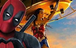 صورة- Deadpool يهنئ Wonder Woman على تفوقها في شباك التذاكر بهذه الطريقة