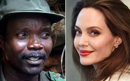"""أنجلينا جولي """"طُعم"""" للإيقاع بأخطر مجرم في إفريقيا"""