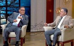 """إدوارد وأحمد رزق في برنامج طحكايتي مع الزمان"""""""