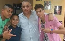 أحمد السبكي مع ولاد سليم اللبنانين