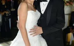 تزوج الممثل إياد نصار من مهندسة الديكور شيماء في ح