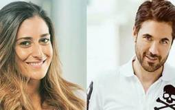 """بالفيديو-هل يجتمع أمينة خليل وأحمد عز في """"أبو عمر المصري""""؟ الممثلة تجيب"""