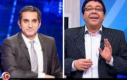 باسم يوسف  احمد ادم