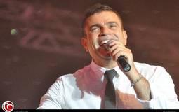 دياب غنى عددا كبيرا من أغنياته الشهيرة.