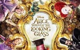 Alice Through the Looking Glass في دور السينما المصرية اليوم