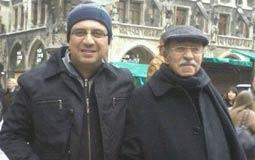 عمرو الليثي يحيي ذكرى ميلاد والده السيناريست ممدوح الليثي بصور من الذكريات